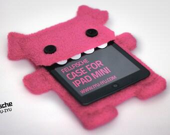 Fellfische Case for iPad Mini  - Pink