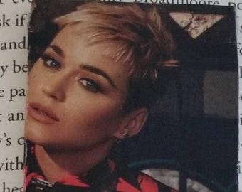 Glossy Katy Perry bookmark!