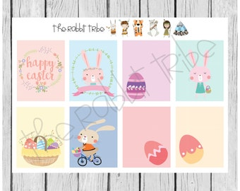 Get Decorative! - Easter - planner stickers