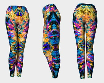 04700 Yoga Leggings: Tree Photography. Yoga Tights, Running Tights, Yoga Pants, Leggings