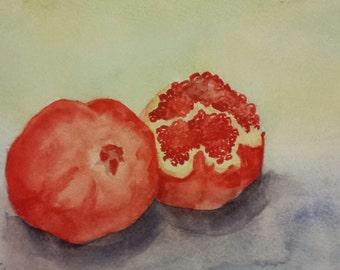 Fruitful Pomegrantes