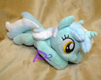 Lyra Beanie -Handmade- Glow in the Dark