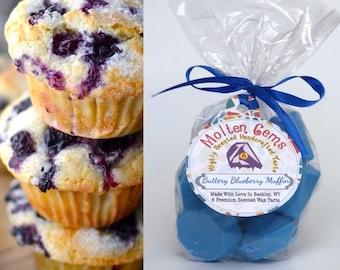 Buttery Blueberry Muffin 8ct. Jumbo Wax Melts