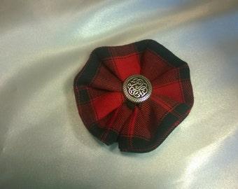 Red and Black Rosette, Underworld Wolfsgar Clan
