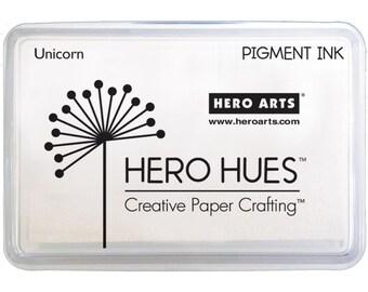 Hero Arts - Unicorn White