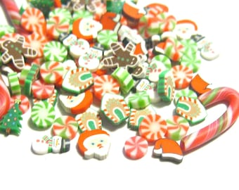 Dollhouse Deluxe Christmas Candy Mix 110pcs