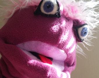Pinkie hand puppet professional