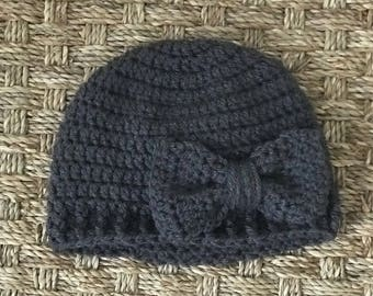Bany Bow Hat