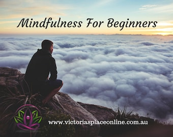 Mindfulness For Beginners.  Start to learn to control your mind