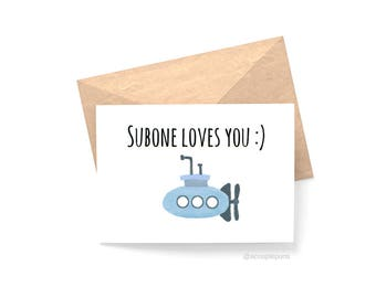 Love You! - Cards