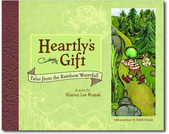 Children's Book   Heartly's Gift