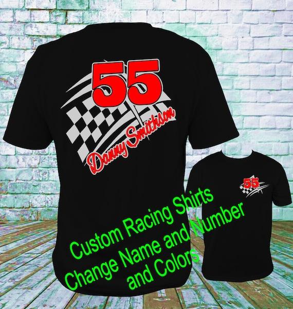 Sprint Car Racing Shirt Designs