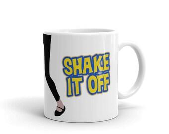 SHAKE IT OFF Mug Taylor Swift Swiftie Reputation 1989  heartbreakers
