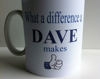 What a difference a dave makes 226