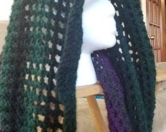 To Infinity and Beyond Scarf, Cowl, Hoodie