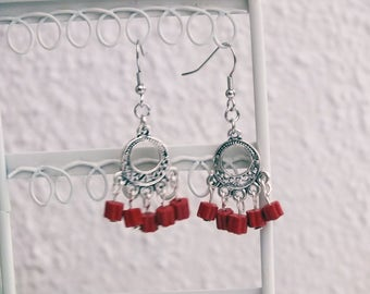 Gypsy Boho earrings
