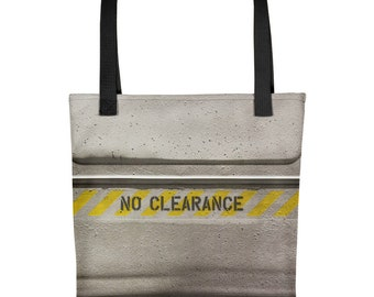 No Clearance - Classic Tote