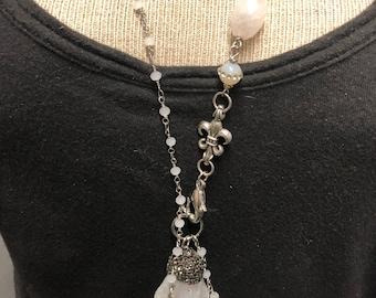 Confettis American Warrior necklace