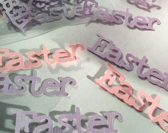 Easter Decorations Table Confetti