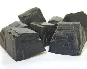 Lump of Coal - 3D Printed - Christmas Gag Gift