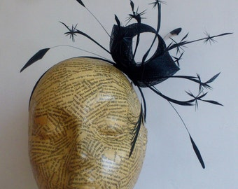 Fascinator -  Biots and coques