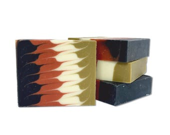 Patchouli Bar Soap - organic soap / gifts for anyone / mens soap scent