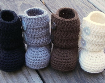 Infant winter boots