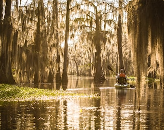 Paddle Caddo Texas