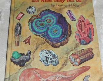Whitman Learn About Book Rocks and What They Tell Us by Lester del Rey 1961