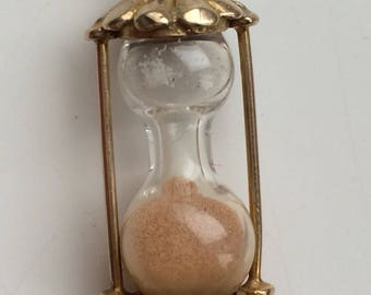 9ct Gold Sands of Time Charm