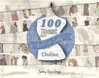 The 100 Best Vintage Shops Online