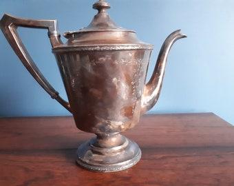 Vintage Holmes & Edwards Coffee Pot