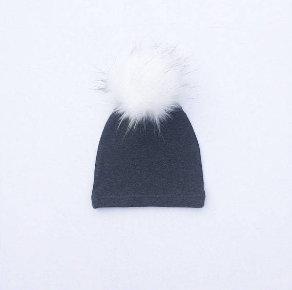 1d65be2c035 Big Pom Pom Baby Toddler Slouchy Beanie 6 Colours Available
