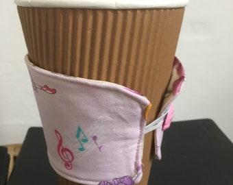 Ballerina cup holder
