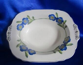 Vintage W H Grindley Bowl Design 'Ivory'  Made in England