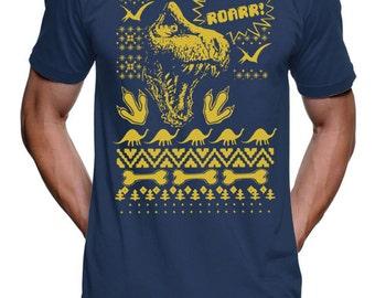 Mens Dinosaurs T Shirt Funny Dino Tees Dinosaur Gifts TShirts - S-2X Geek and Gift T-Shirts - Brontosauruses Dino Tshirt T-Rex T-Shirt