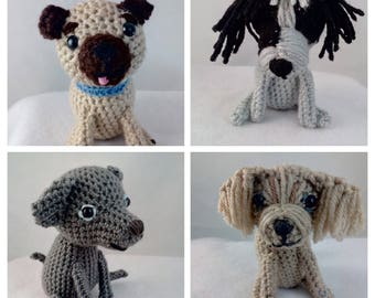Custom Dog Plushie, Customized Stuffed Dog, Stuffed Animal of Your Dog, Personalized Puppy Plush, Pet Loss Memorial, Gift for Dog lover