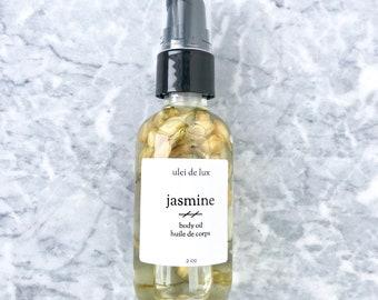 Jasmine Body Oil | Massage Oil | Bath Oil | Body Oil | Jasmine Massage Oil | Jasmine Bath Oil | Mother Gift