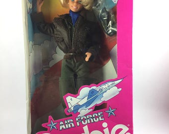 Air Force Barbie -  Nice Gift for Air Force Wife, Mother, Sister, etc.