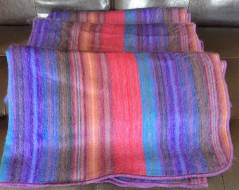 Alpaca Throw, Alpaca Blanket from Ecuador, wool throw, soft