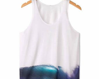 Surf Men's Tank Waves SPINDRIFT