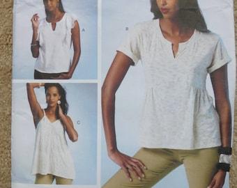 V1306 Vogue patterns American Designer Rebecca Taylor