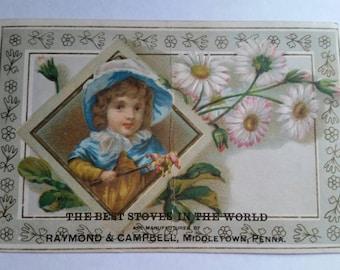 Stove Company Victorian Trade Card