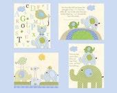 Nursery Art Prints Kids W...