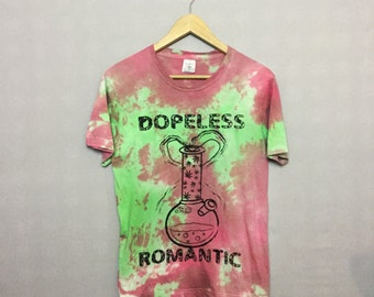 Pastel Goth dopeless romantic green/red unisex t-shirt hipster indie swag dope hype black white men woman cute