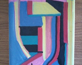 May 27, 2006 #4/ Flawless Composition --- Early Hyper-Cubism