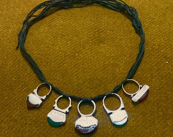 Ethnic African necklace