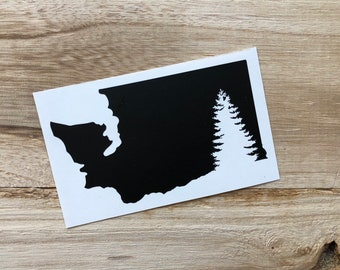 Washington State Etsy