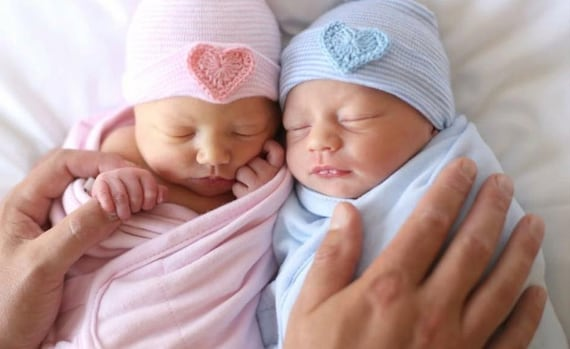 Twin Newborn Care