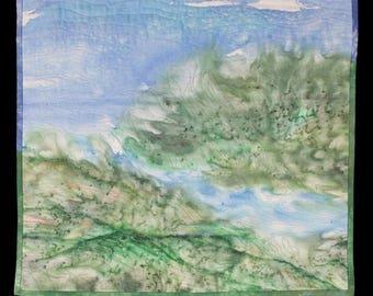 Point Bonita Headlands Quilt